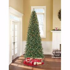 9' or 7' Artificial Christmas Tree KImberly Pine Clear Light 1394 Branch Tips