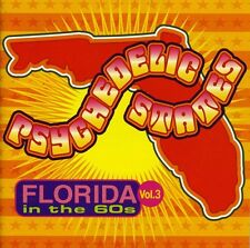 Vol. 3-Florida In The '60s - Psychedelic  (2001, CD NEU) Twelfth Night/Mysteries