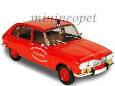 NOREV 185126 RENAULT 16 FRENCH FIRE 1/18 DIECAST MODEL CAR RED