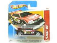 Hotwheels Thrill Racers Race Course 12 184/247 1 64 Scale Short Card Sealed.