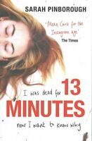 13 Minutes by Sarah Pinborough 9780575097377 | Brand New | Free UK Shipping