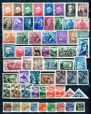 Different MNH Slovenia Stamp Collection. x34513a