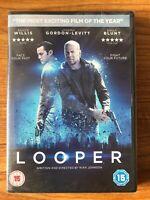 Looper (DVD) Brand New Sealed