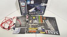 MSI P965 Platinum, LGA775 Socket, Intel Motherboard #084