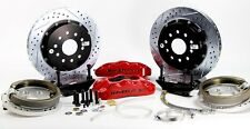 "Baer Pro+, 14"" Rear Big Brake Kit, 5 Lug, 63-66, 67-72, 73-87 C10"