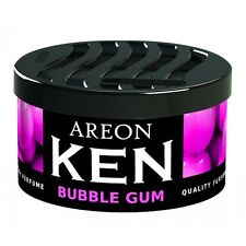 NEW Areon Ken Car Air Freshener Bubble Gum Scent Nice Air Purifier Perfume