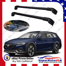 Fit for Buick REGAL TourX 2018 2019  Baggage Luggage Tap Roof Rack Cross Bar