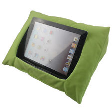"Portable 14"" for iPad Cushion Pillows Stand Holder Suitable for most Tablet Dev"