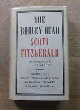 THE GREAT GATSBY by F. Scott Fitzgerald - HCDJ 1960 UK - The Bodley Head
