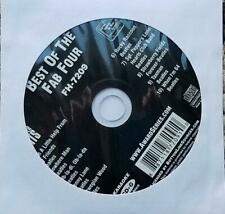 BEATLES BEST OF THE FAB FOUR KARAOKE CDG FOREVER HITS FH-7209 STRAWBERRY FIELDS