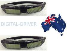 2 PAIRS 3D ACTIVE GLASSES FOR SONY TV REPLACE TDG-BT500A TDG-BT400A USB TYPE