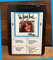 MELANIE in The Good Book Ampex Records Rare Buddah 8 Track Tape Cartridge VGC
