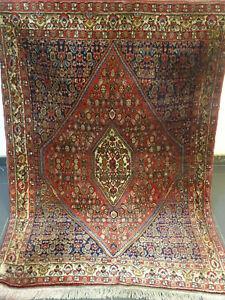 Schöner Handgeknüpfter Perser Orientteppich BIDJAR Sanjuan Carpet 170x125cm