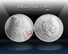 NIUE $2 Dollars 2017 - NZ Mint ( STAR WARS - Darth Vader ) Silver 1oz coin * UNC