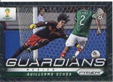 Panini Prizm World Cup 2014 Guardians #17 Guillermo Ochoa