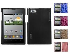 Hard Snap on Design Protective Cover Case for LG Intuition Optimus Vu VS950