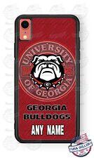 Georgia Bulldogs Football Phone Case For iPhone 11Pro Samsung A10e LG Google