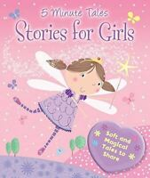 5 Minute Tales - Stories for Girls: Soft and Magical Tales to Share, Igloo Books