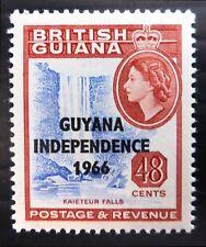 GUYANA 1966 - 48c Independence SG394 U/M NL835