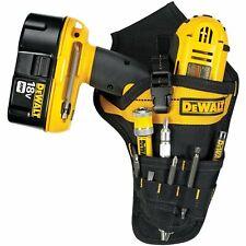 DeWalt Heavy-Duty Drill Holster - CLC Custom Leather Craft DG5120