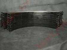 """Aurora Afx Ho Slot Car 10-9"""" Radius Curves"""