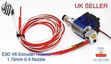 STAMPANTE 3D E3D V6 hotend Estrusore Bowden J-Head 1.75mm 0.4 UGELLO UK venditore!