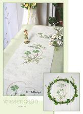 UB Design Stickvorlage  Wiesengrün Artikel-Nr.: 741