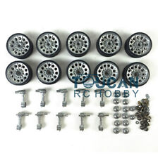 HengLong 1/16 Scale T34 85 T-34 RC Tank 3909 Metal Road Wheels upgrade Part