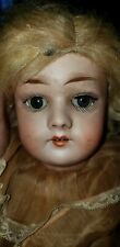 Rare Limbach 1772 Big German Doll Approx 22 inches Bid or I rip off other leg