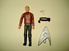 "Star Trek Scotty Simon Pegg 3.75"" Figura de Acción 2009 Completo Nuevo"