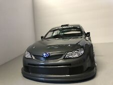 Fully Custom 1/10 Scale Remote Control On-road Drift Car subaru hatchback wrx