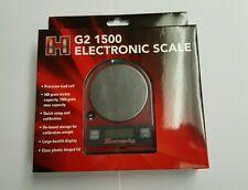 Hornady Electronic Powder Scale G2-1500 1500 Grain Capacity # 050106 NIB