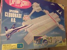 Captain Scarlet Spectrum Cloudbase HQ Set - In Box from 1993