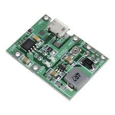 Micro USB 18650 Lithium Li-ion Battery Charger Module Boost 3.7V to 5V 9V 12V
