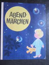 Abendmärchen-Gute Nacht Geschichten---Märchen zum Einschlafen-DDR Kinderbuch..2