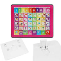 MY KIDS FIRST TABLET LAPTOP TOUCH IPAD ENGLISH LEARNING TODDLER EDUCATIONAL TOY
