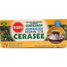 Tops Jamaican Cerasee Herbal Tea 33.6g (24 Tea Bags)