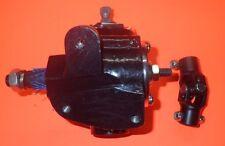 Reversed Corvair Steering Box 20:1 Ratio w/ U Joint new