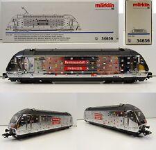 Märklin 34636 E-Lok Serie 460 Re 4/4 Swiss Life Rentenanstalt Digital OVP C3213