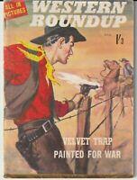 "Australian Comic: Western Roundup 5-015 Magman 1965 ""Wild Bill Hickok"""