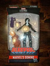 Marvel Legends Sasquatch Series Domino