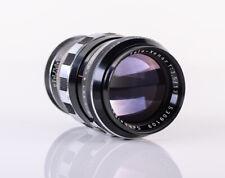 Schneider-Kreuznach Tele Xenar 135mm f/3.5 telephoto lens M42 good condition