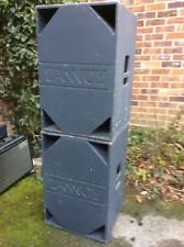 A PAIR of TANNOY T40s
