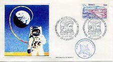 ESSAIE SERIGRAPHIE DE BENOIT PREMIER JOUR 1981 SALON AERONOTIQUE ESPACE