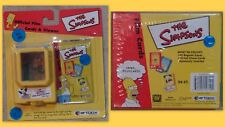 The Simpsons Official Film Cards & Viewer MINT New Artbox SEALED 2000