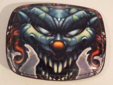 Demon Clown Joker Face Belt Buckle