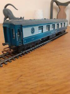 HORNBY R230 BR BLUE GREY GOLDEN ARROW PULLMAN 1st CLASS CAR COACH S309S unboxed