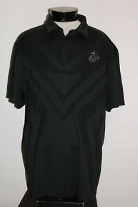 NEW NWT UNDER ARMOUR Mens 2XL XXL US MARINES Polo shirt Combine ship Discount