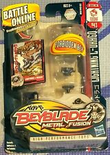 Beyblade Metal Fusion BB-43 Lightning L-Drago 100HF Hasbro New Rare HTF