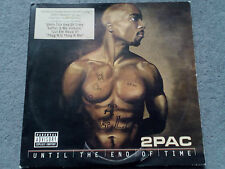 "2Pac - Until The End Of Time  (ORIGINAL ISSUE) Double LP Vinyl  - 4 x 12""  Album"